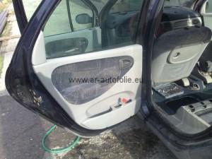 Tepovanie interiérov automobilov